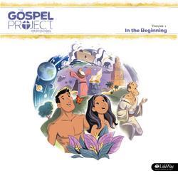 The Gospel Project for Preschool Vol. 1: In the Beginning - Lifeway Kids Worship
