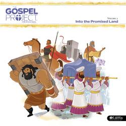 The Gospel Project for Preschool Vol. 3: Into The Promised Land - Lifeway Kids Worship