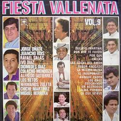 Fiesta Vallenata Vol. 9 1983 - Fiesta Vallenata