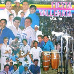 Fiesta Vallenata Vol. 10 1984 - Fiesta Vallenata