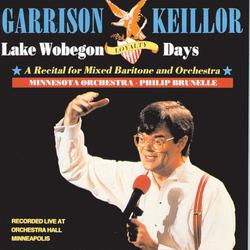 Lake Wobegon Loyalty Days - Garrison Keillor