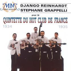 Quintette Du Hot Club De France - Django Reinhardt
