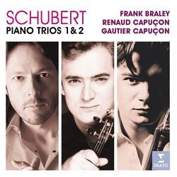 Schubert: Piano Trios Nos 1, 2 & Notturno - Renaud Capucon