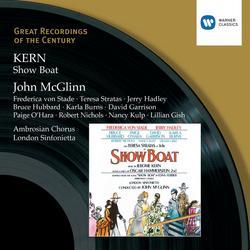 Kern: Show Boat - John McGlinn/London Sinfonietta
