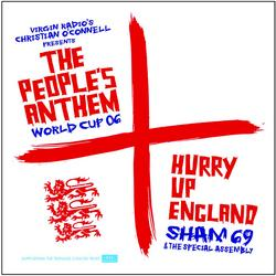 Hurry Up England - The People