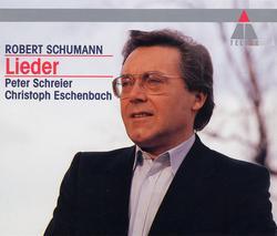 Schumann : Lieder - Peter Schreier & Christoph Eschenbach