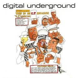 This Is an E.P. Release - Digital Underground