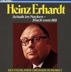 Schalk Im Nacken - Frisch Vom Rill - Heinz Erhardt