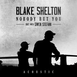 Nobody But You (Duet with Gwen Stefani) [Acoustic] - Blake Shelton
