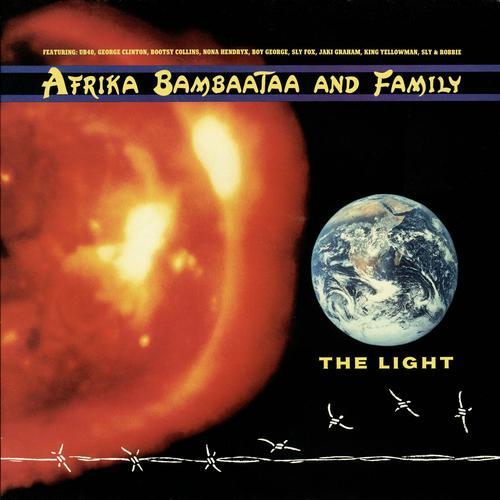 The Light - Afrika Bambaataa