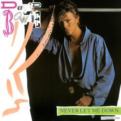 Never Let Me Down E.P. - David Bowie