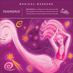 Musical Massage Resonance - Jorge Alfano