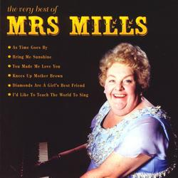 The Very Best Of Mrs Mills - Mrs Mills
