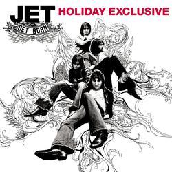 Back Door Santa - Jet