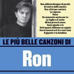 Le pìu belle canzoni di Ron - Ron