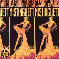 Collection disques Pathé - Mistinguett