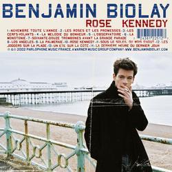 rose kennedy - Benjamin Biolay