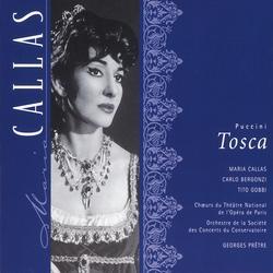 Puccini: Tosca - Maria Callas/Georges Prêtre