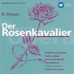R. Strauss: Der Rosenkavalier - Elisabeth Schwarzkopf/Herbert von Karajan/Christa Ludwig/Teresa Stich-Randall/Otto Edelmann