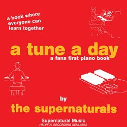 A Tune A Day - The Supernaturals