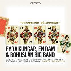 4 Kungar Och En Dam - Bohuslän Big Band