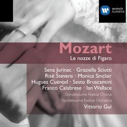 Mozart: Le Nozze di Figaro - Vittorio Gui/Glyndebourne Festival Chorus/Glyndebourne Festival Orchestra
