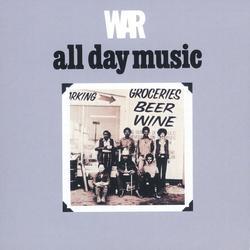 All Day Music - War