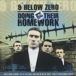 Doing Their Homework - Nine Below Zero