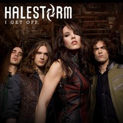 I Get Off - Halestorm