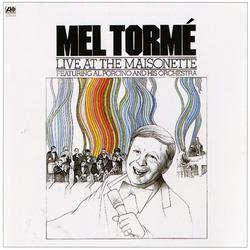 Live At The Maisonette [Digital Version] - Mel Torme