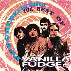 Psychedelic Sundae: The Best Of Vanilla Fudge - Vanilla Fudge