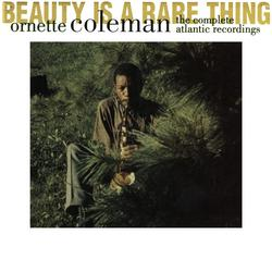 Beauty Is A Rare Thing- The Complete Atlantic Recordings - Ornette Coleman