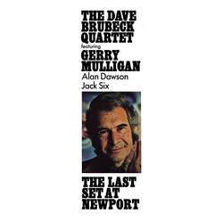 The Last Set At Newport (Live) - Dave Brubeck