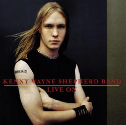 Live On - Kenny Wayne Shepherd Band