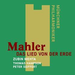 Mahler: Das Lied von der Erde - Zubin Mehta