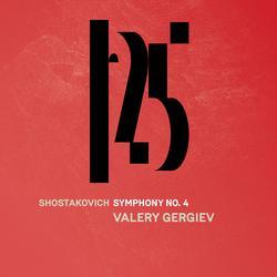 Shostakovich: Symphony No. 4 - Münchner Philharmoniker