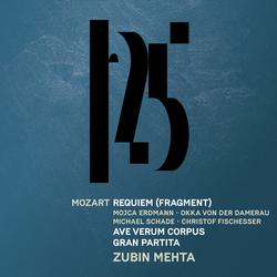 "Mozart: Sereande No. 10, ""Gran partita"", Requiem (Fragment), Ave verum corpus [Live] - Various Artists"
