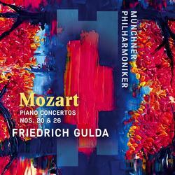 Mozart: Piano Concertos Nos. 20 & 26 - Münchner Philharmoniker
