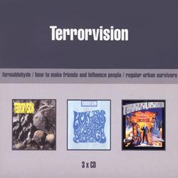 Formaldehyde/How To Make Friends And Influence People/Regular Urban Survivors - Terrorvision