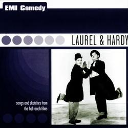 EMI Comedy - Laurel & Hardy