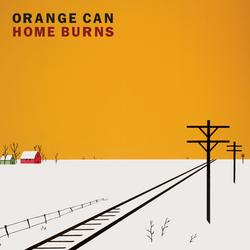 Home Burns - Orange Can