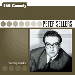 EMI Comedy - Peter Sellers