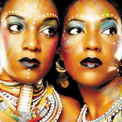 One Step Forward - Les Nubians