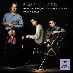 Ravel - Chamber Music - Renaud Capucon