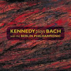 Kennedy plays Bach with the Berlin Philharmonic - Nigel Kennedy