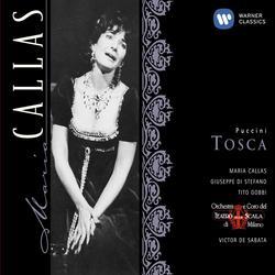 Puccini Tosca - Maria Callas/Victor de Sabata/Giuseppe di Stefano/Tito Gobbi