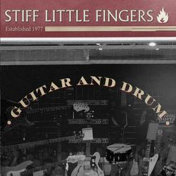 Guitar And Drum - Stiff Little Fingers