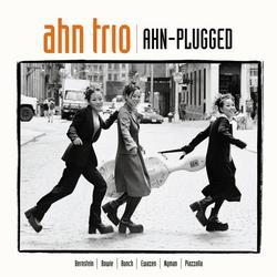 Ahn-Plugged - Ahn Trio