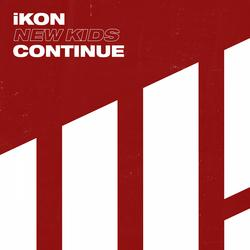 NEW KIDS : CONTINUE - iKON