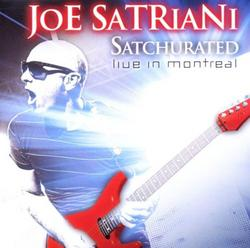 Satchurated (CD1) - Joe Satriani